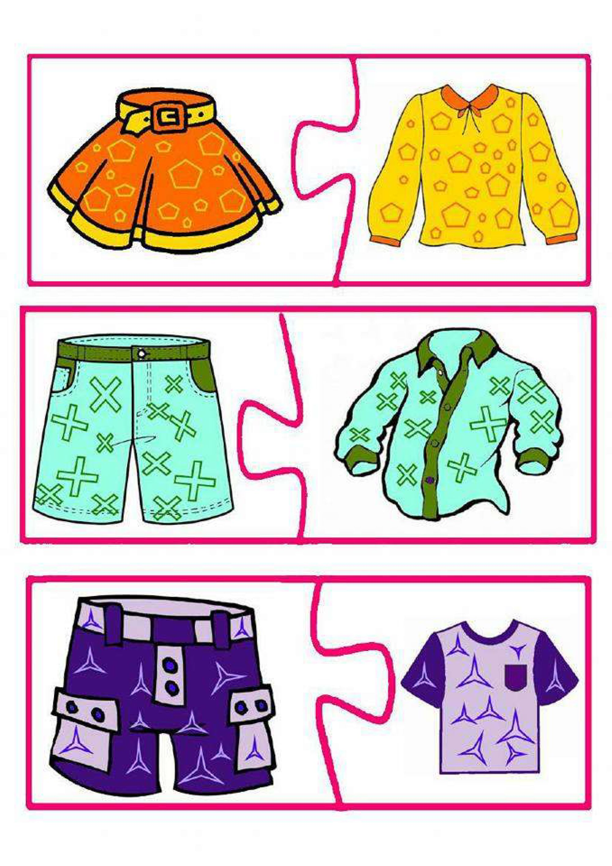 картинки для дидактических игр одежда восточный